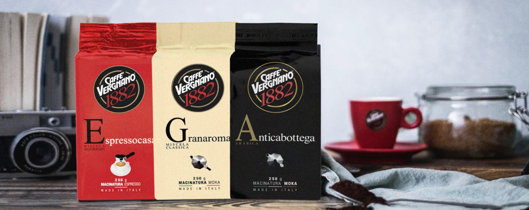 Caffè Vergnano - Institutional 2017